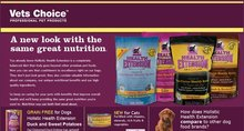 vest choice dog food cat food organic pet organic food organic food