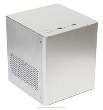 Mini white pc case