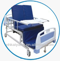 Economic Five Functions Hospital Electric Nursing Bed with Feces Container KY405S-32