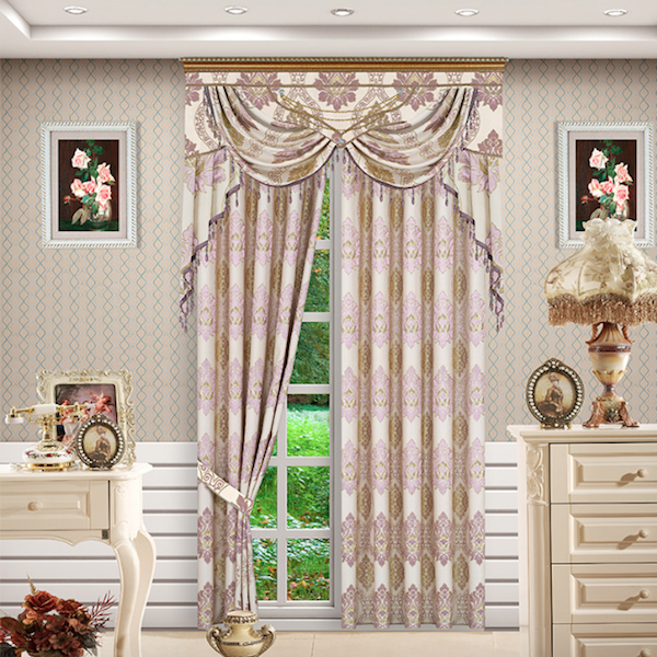 Custom made curtains drapes tailored pleat window for Custom window curtains online