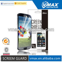 Mobile / Cell phone accessories packaging for Samsung galaxy s4 oem/odm (Anti-Fingerprint)