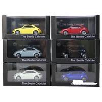 1:43 Schuco VW Beetle Cabriolet Model