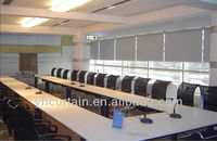 high quality fire retardant roller blind for business building project