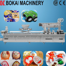 DPB-400 Blister Forming-Filling-Sealing Machine