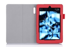 Folio leather case for Kindle Fire HD 6