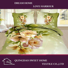 Disperse Printed Bedding Set 3d New Products