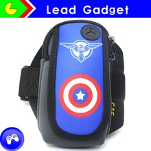Brand New For apple iphone 6 sports sport armband case/cell phone armband/mobile phone arm bag