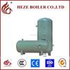 Carbon steel pressure vessel compressed air tank