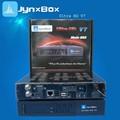 2014 jynxbox ultra alta definición hd v7 con jb200/dvb-s2/atsc sintonizador de