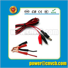 9 volt battery connector clip 9v battery snap/Heavy Duty Battery Clips