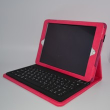 New product 2015 Standard silicone keyboard cover for ipad 5