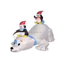 Outdoor Inflatable Christmas Model For Advertising