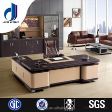 F-62 modern office table design office wood table ergonomic office table