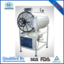 Horizontal de vapor de presión cilíndrica Esterilizador Autoclave