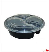 Health Food Packaging plastic Take Away Bento Box