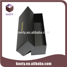 BLACK Paper Packaging Box for cell phone case packaging