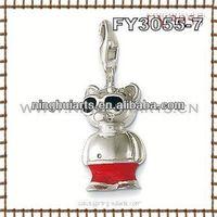 wholesale red pendant lamp 24k gold bracelet rutile