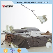 China supplier linen 4pces bedding set duvet cover pillowcase 2015 new