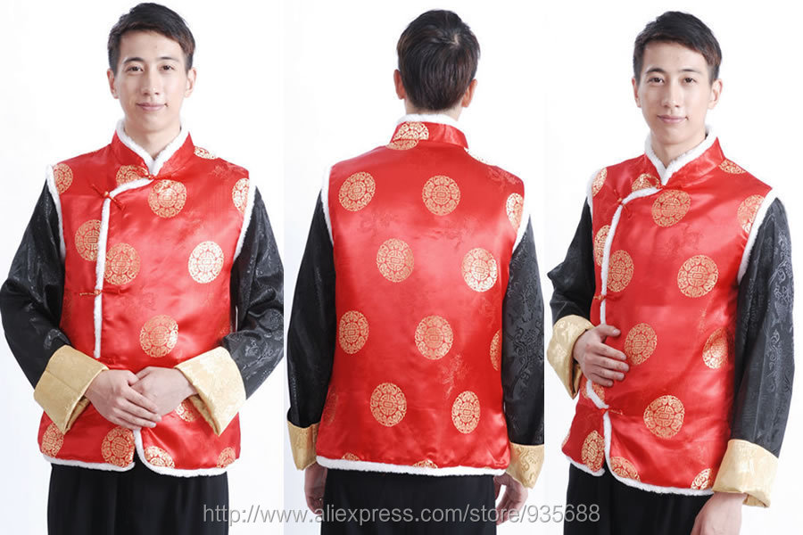 Traditional Cheongsam Men s Chinese Traditional