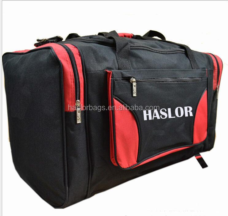 2015 haute - capacité voyage organisateur sac avec chaussures compartiment forme sac de porcelaine fournisseurs