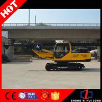 Crawler Rotary Hydraulic Piling Driver Drill Rig