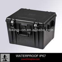 Hard ABS Waterproof Plastic Instrument Case for Equipment