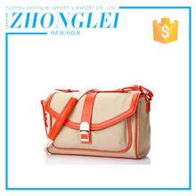 Fashion Design Top Quality Satchel Lady Handbags Retail