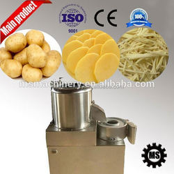 New pattern commercial potato chips cutter for export