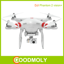 Newest DJI phantom 2 vision plus gps smart drone quadcopter