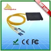 Compatible Huawei GPON OLT ONU LC FC UPC APC Box PLC Fiber Optic lc Splitter 1x8 Fiber Optic Splitter