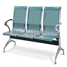 3 seaters pública aeropuerto silla muebles sillas sala de espera