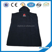 hot china products wholesale hooded poncho towels for adults