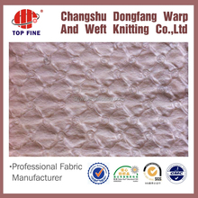 Fashion floral jacquard, hot china rose design,knitted velvet fabric velboa fabric