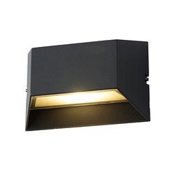 CE SAA led linear lighting fixture & outdoor wall light & outside lights garden