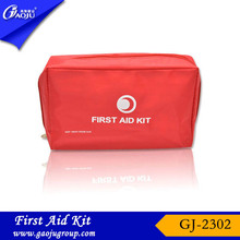 OEM Manufacture convenient carry top quality first aid kit contents