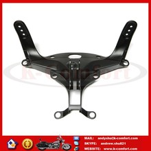 KCM622 NOSE HEAD UPPER FAIRING STAY BRACKET ASSEMBLY FOR 2004-2006 YAMAHA YZF R1