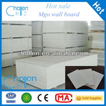 Fire proof board magnesium oxide board/lightweight partition wall panels