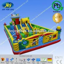 Joy Toys Air Inflated Buildings in 2012
