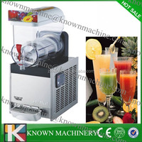 Best selling New style single bowl 12L professional commercial slush machine mix,frozen slush mix