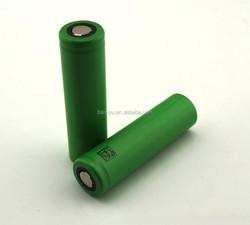 Voltage aa size battery 18650 VTC3 battery VTC3 1600mah high capacity battery