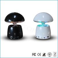 Mushroom LED Table Lamp Night Light bluetooth Speaker With TF Card Reader Slot