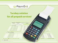 Pay-n-Get Transaction Processing System