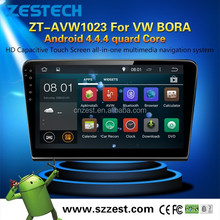NEW android 4.4 touch screen car dvd player for VW bora in-dash car dvd player 3g wifi OBDII