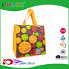 GOOD quality pp non woven bag for shopping