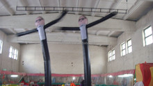 customized newstyle giant led lighting inflatable air dancer of PSY