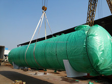 Various Size Factory Directly Supply Carbon Steel Horizontal LPG Storage Tank