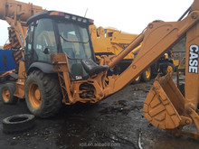 used backhoe loader CASE 580M original from Japan for sale
