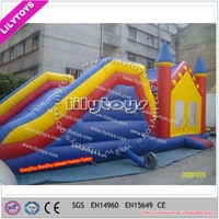 Customize Beautiful Castle Inflatable Bounce House, Bouncy Castle, Bouncer, Jumping house for Kids
