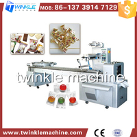 TKE902 CENTER FILLED SOFT CANDY PACKING MACHINE