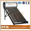 New Product Wholesale Stainless Steel Solar Water Heater Price